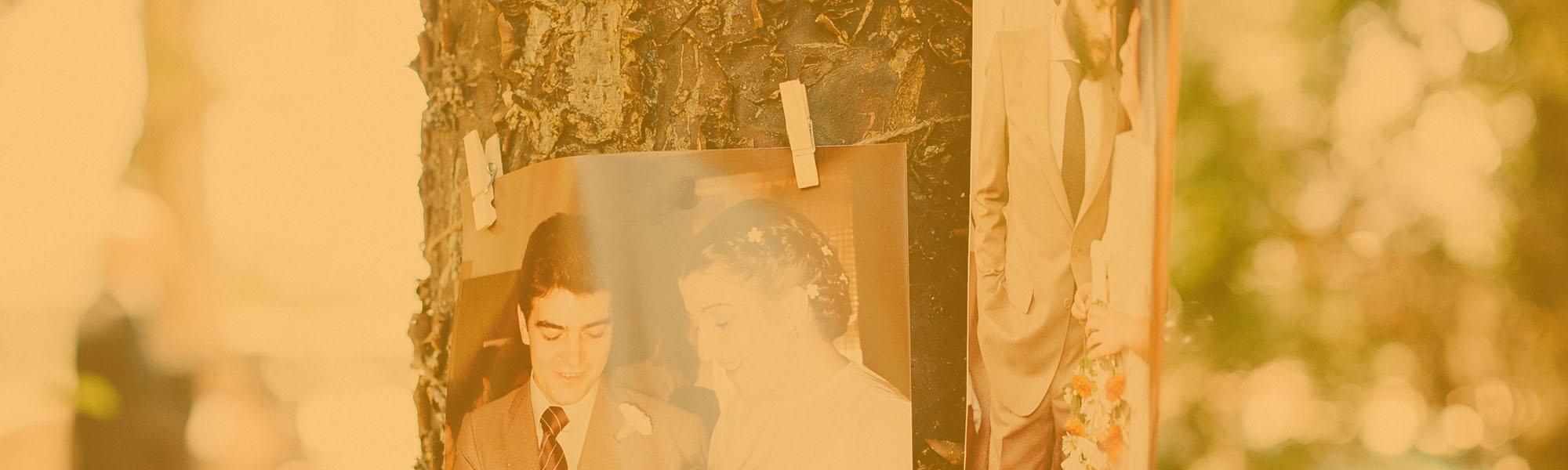 Detalles de Boda: Arbol de Recuerdos