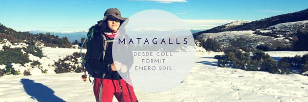 Montseny-Matagalls-Desde -Coll-Formit