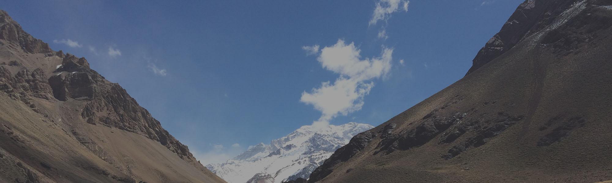 Dónde Ver el Aconcagua desde Chile