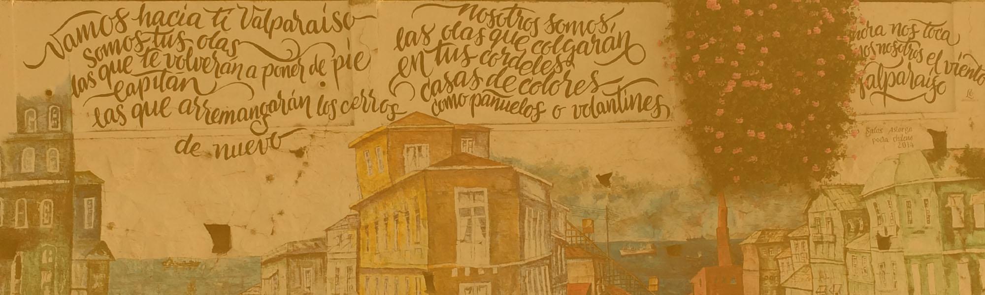 Viaje a Chile: en Valparaíso