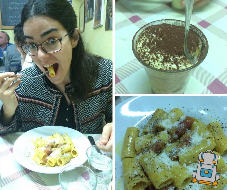 Donde Comer en Roma: Da Enzo 29