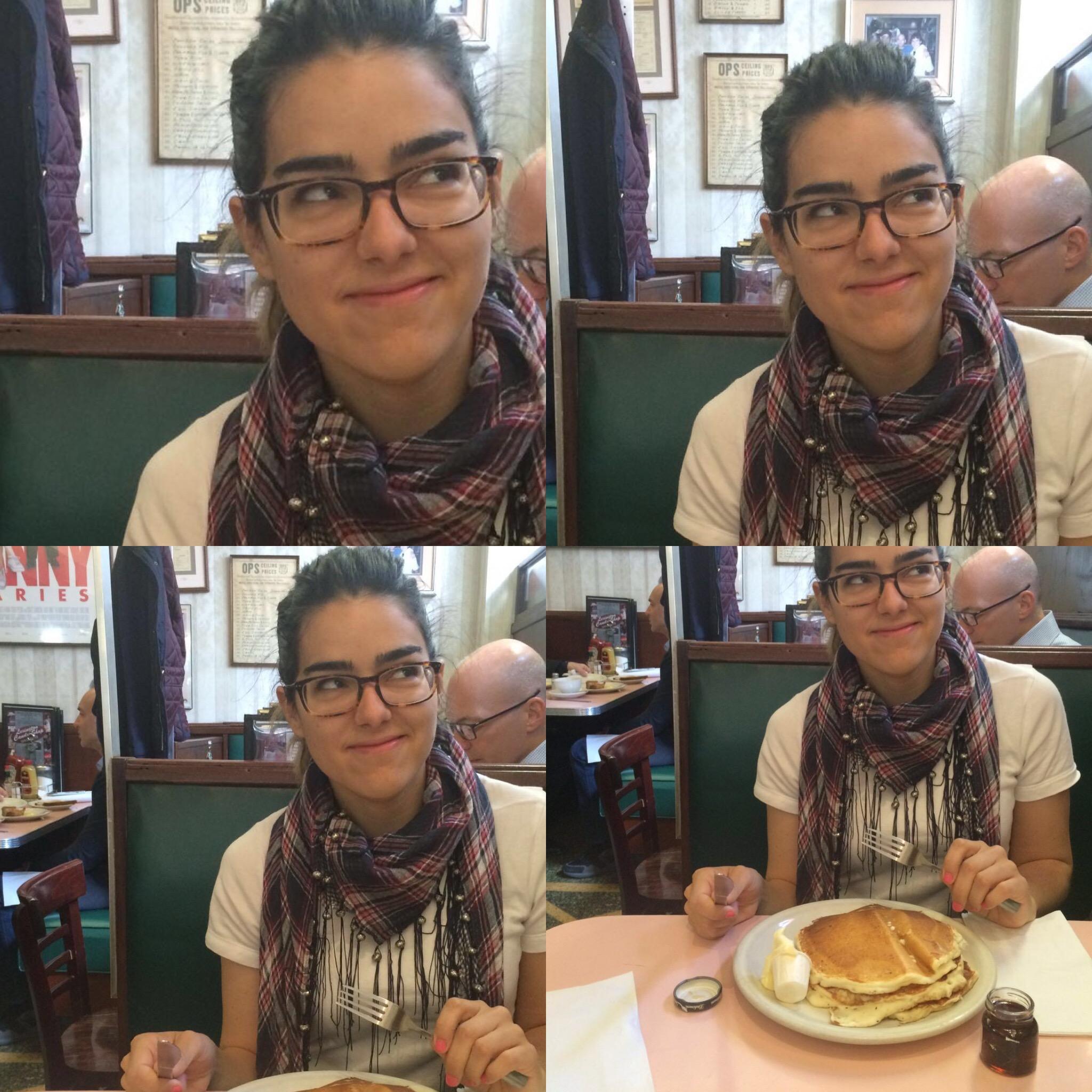 Comer en Nueva York - Desayunar