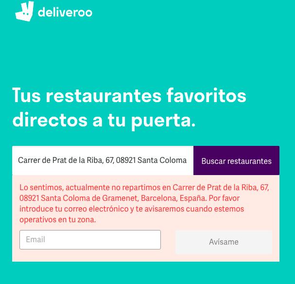 Email Marketing: ¿Demasiados Emails?  - Deliveroo
