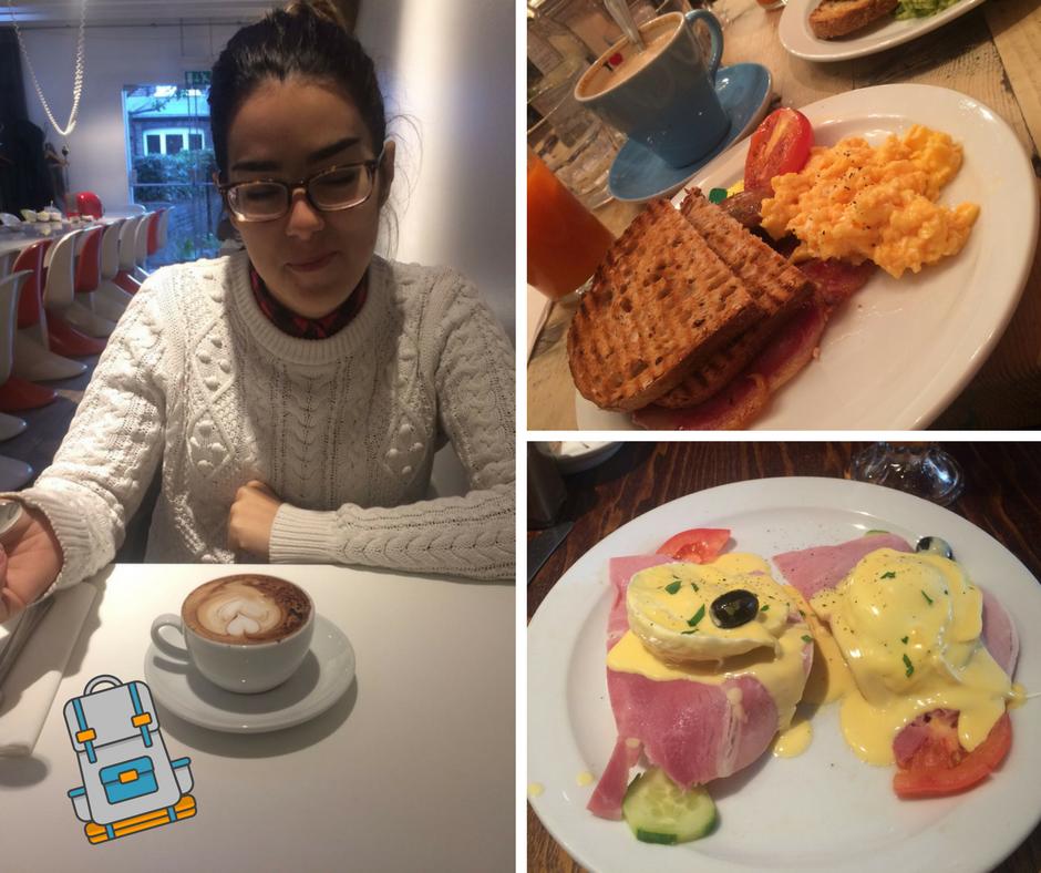 Donde Desayunar en Londres
