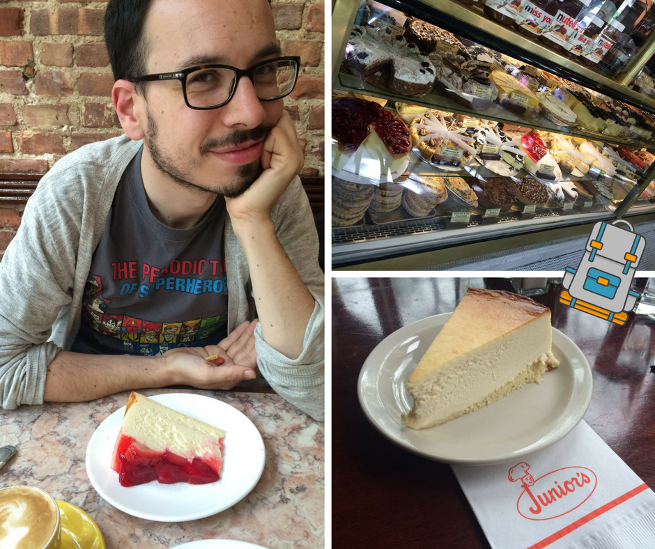 Dónde Comer Tarta de Queso en Nueva York