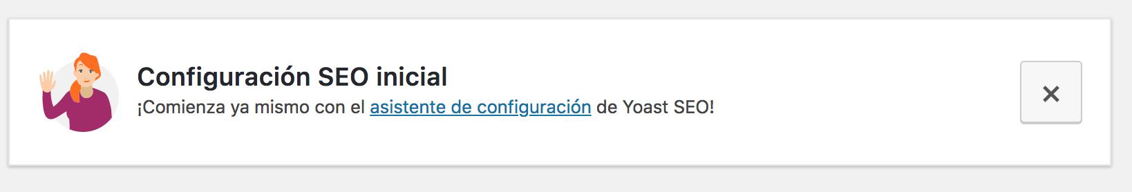 Cómo Usar Yoast SEO - Aprovecha el asistente de configuración