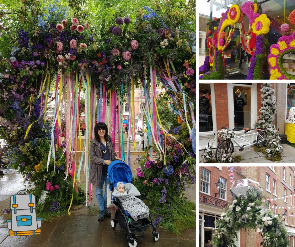 Londres - Chelsea in Bloom