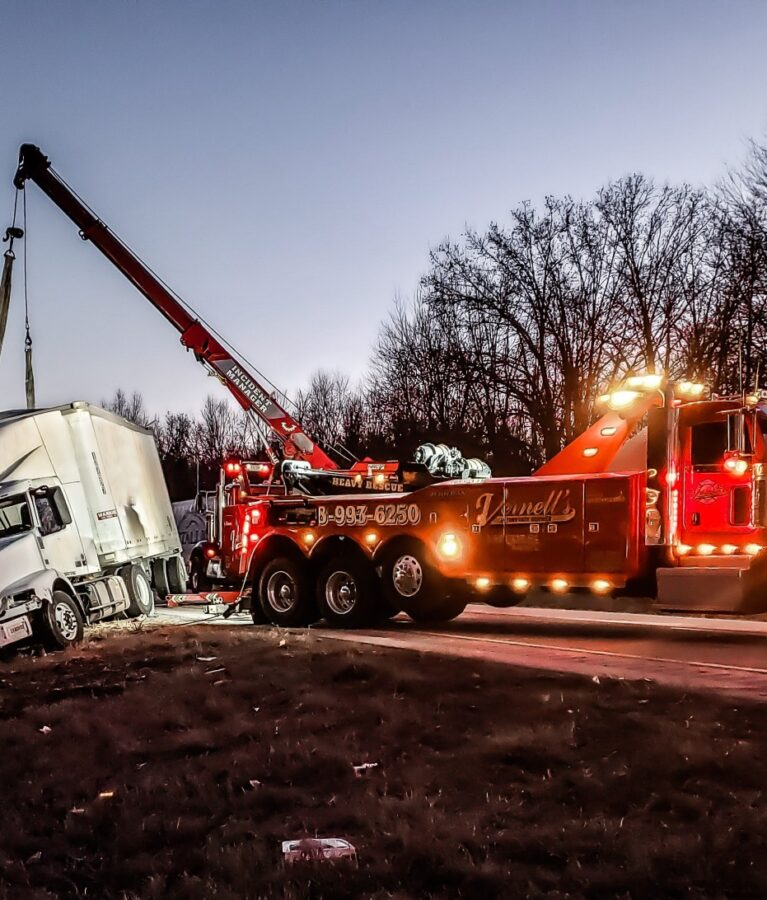 Vernell's Interstate Service recovery