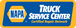 NAPA Truck Service Center logo