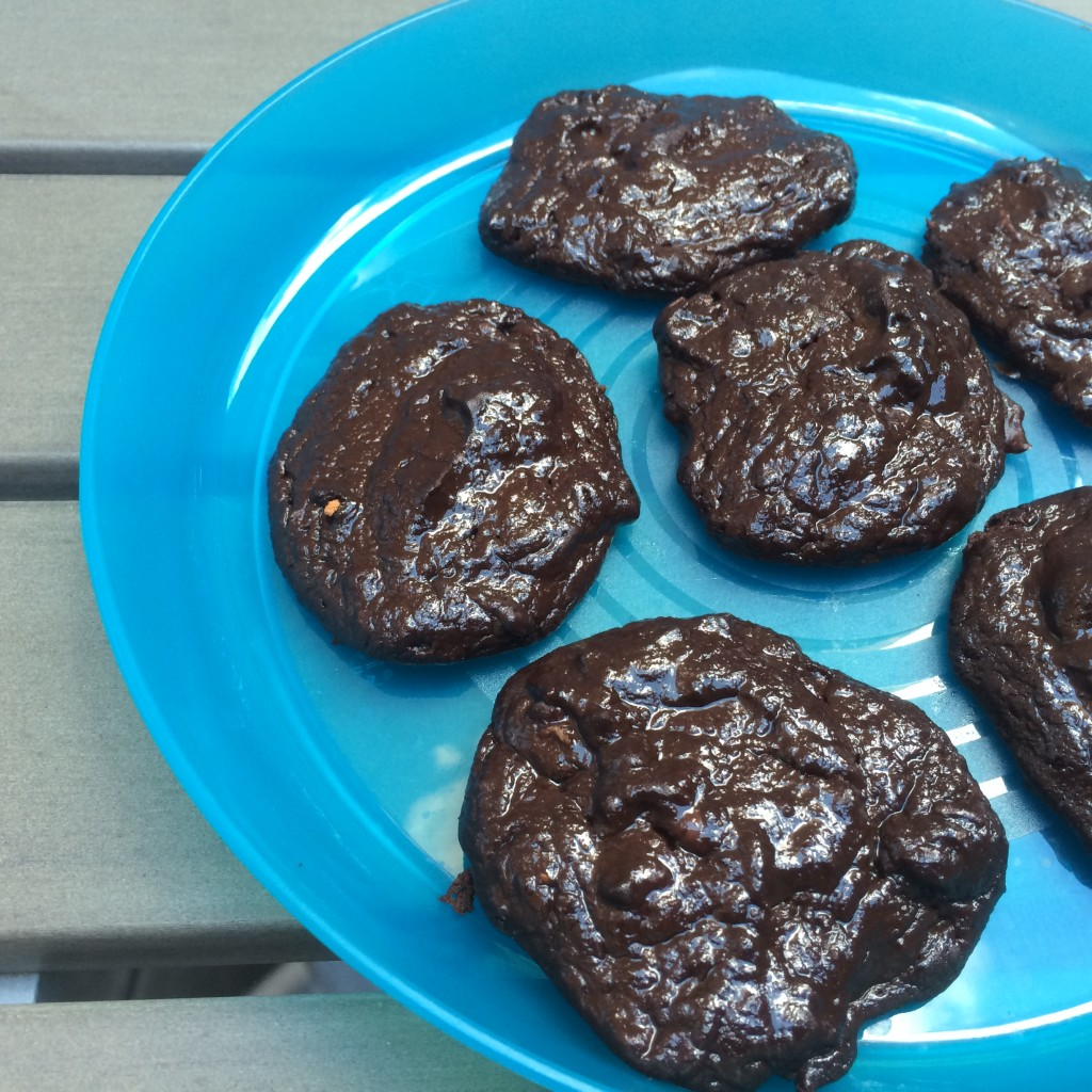 Healthy Avocado Banana Cookies for picky eaters