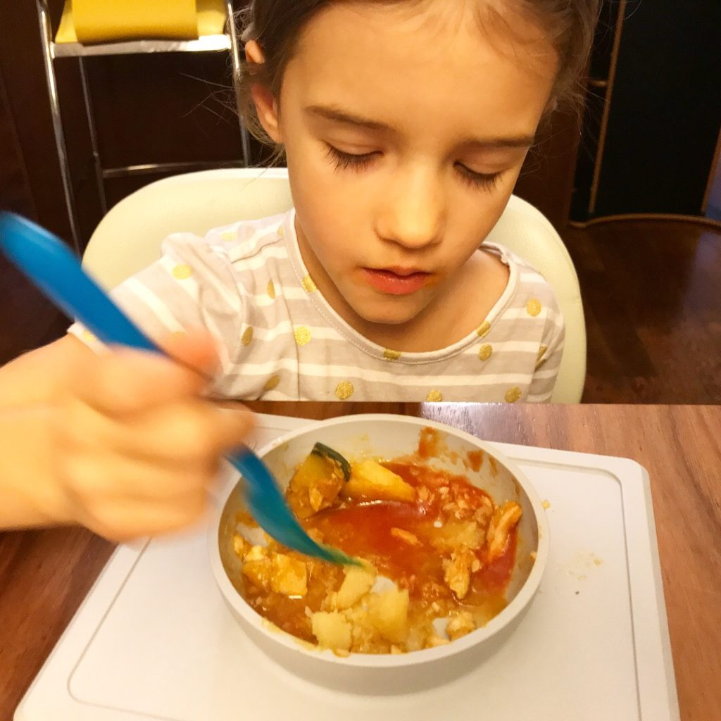 boost child's appetite