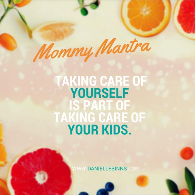 Mommy mantra