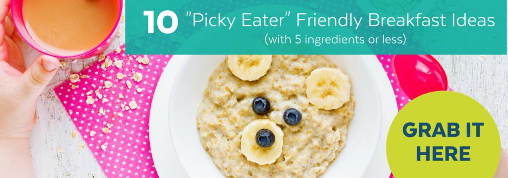 healthy breakfasts picky eaters