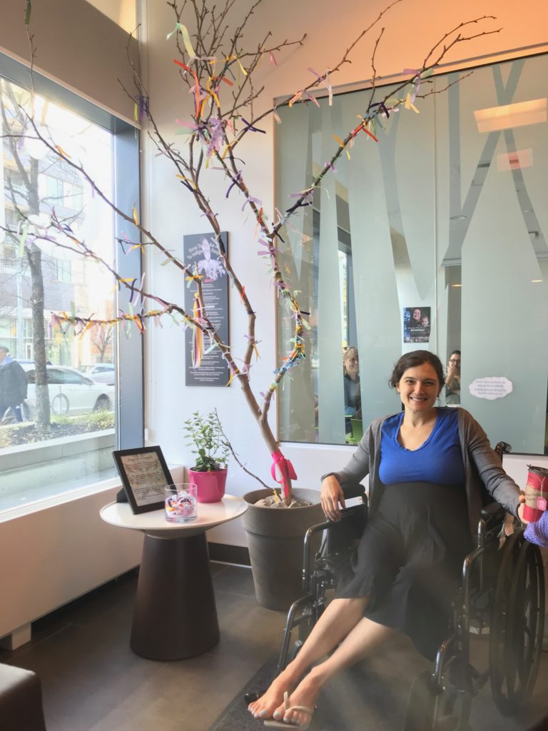 Natural birth story, Toronto birth centre