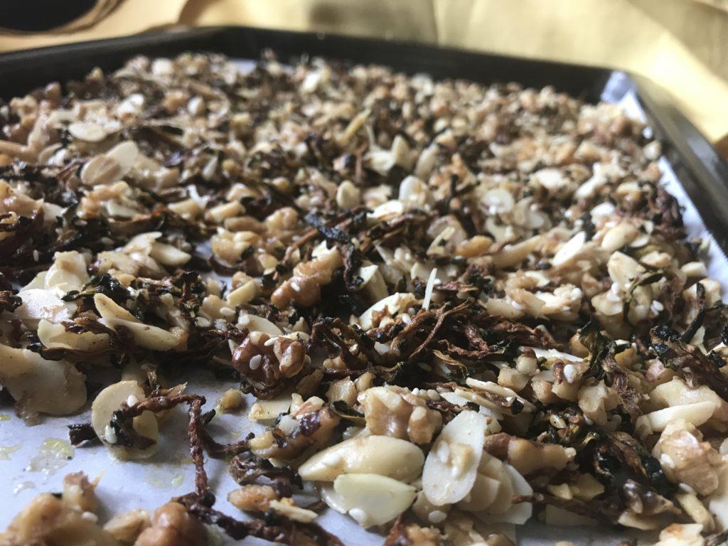 Veggie granola