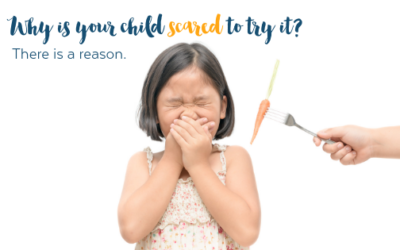 Does your child have food neophobia?