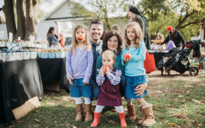 12 healthy habits you'll want to start with your family this year #familygoals