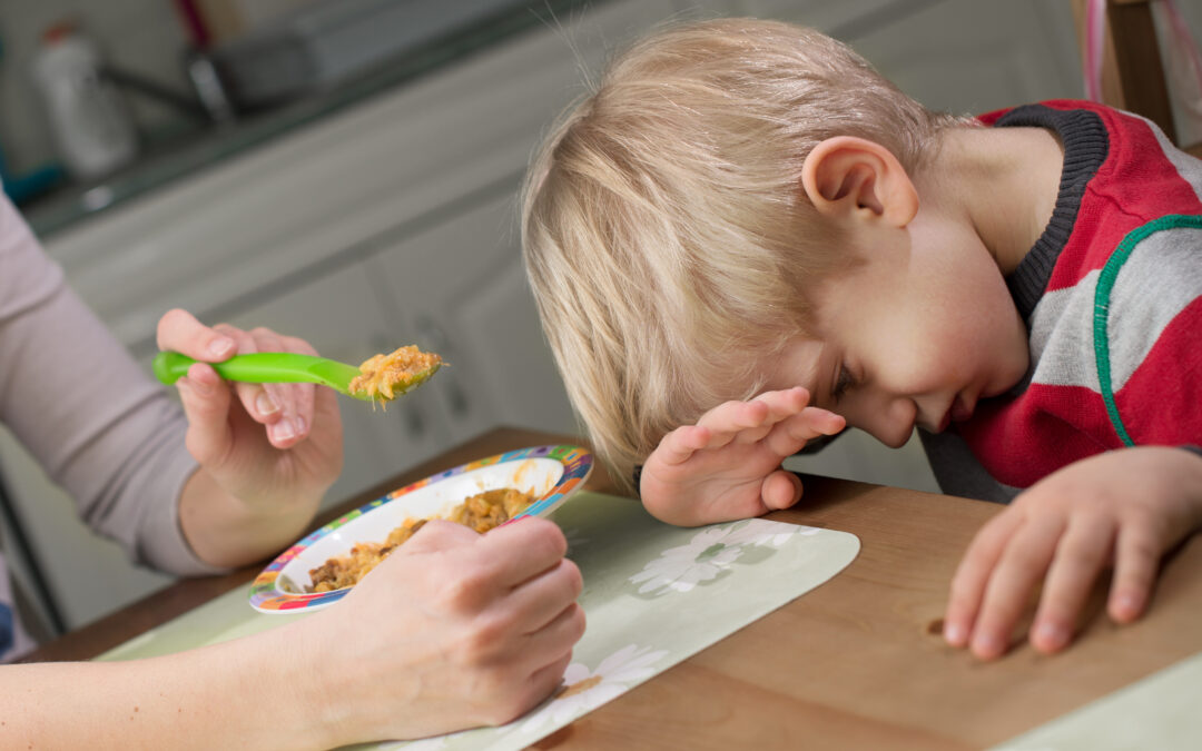 How long should you stick with a picky eating strategy?