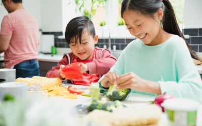 The 5 best times to feed picky eaters (and serve your child a new food)