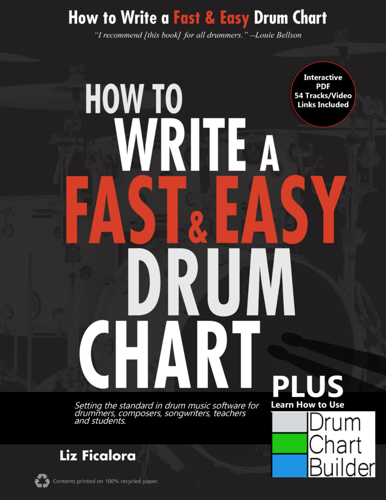 Drum Charting Book