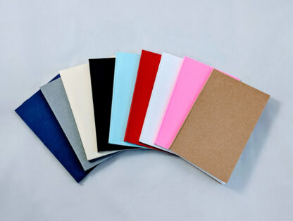 Perfect Bound Notebooks Assorted Colors