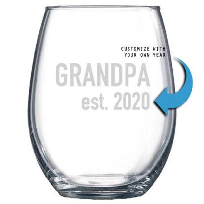 custom grandpa established