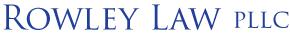 Rowley Law PLLC Logo