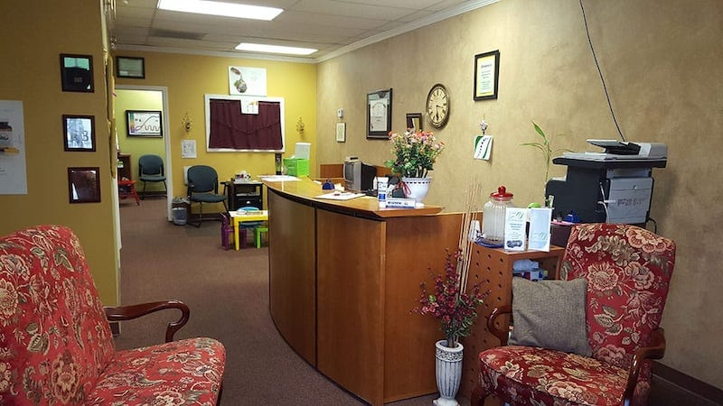 Total Care Chiropractic Office