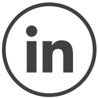 footer linkedin icon