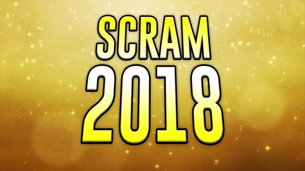 SCRAM 2018
