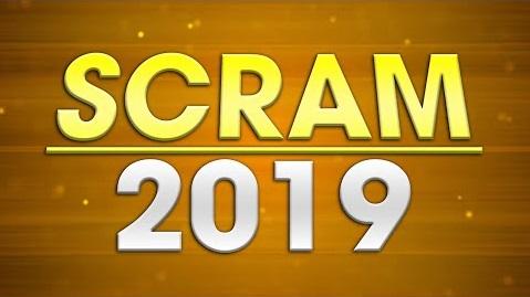 SCRAM 2019
