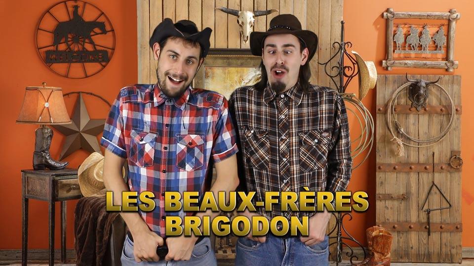 LES BEAUX-FRÈRES BRIGODON