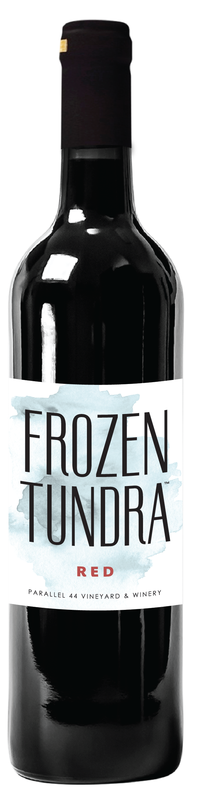 Parallel44 Frozen Tundra Red