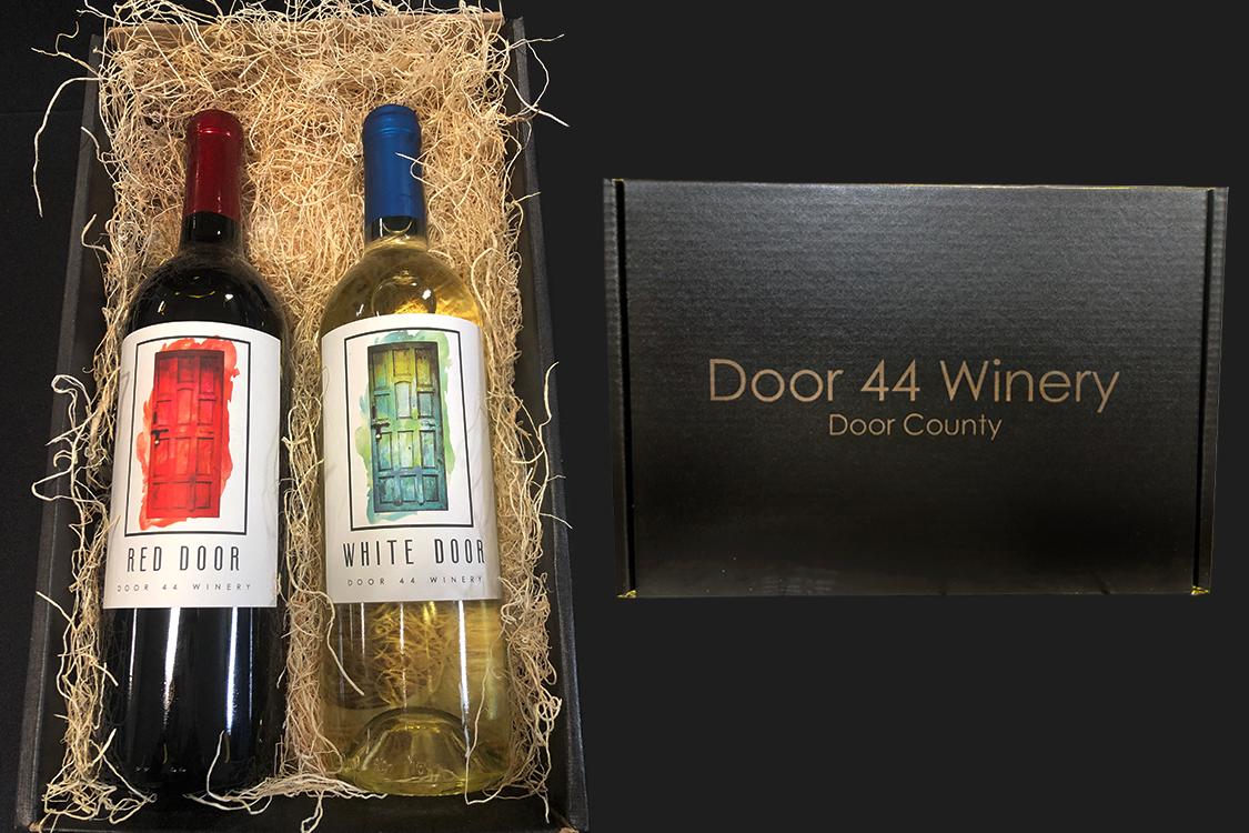 Door County Duo gift box