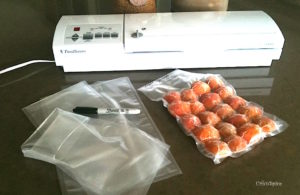 Tips and Techniques for Vacuum Sealers from | urbnspice.com