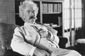 Mark Twain Food Quotes