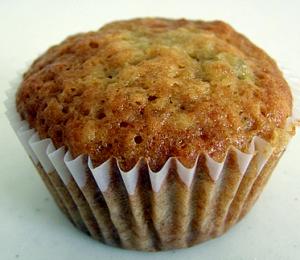 Baking Powder vs. Baking Soda: Best Ever Banana Muffins | urbnspice.com
