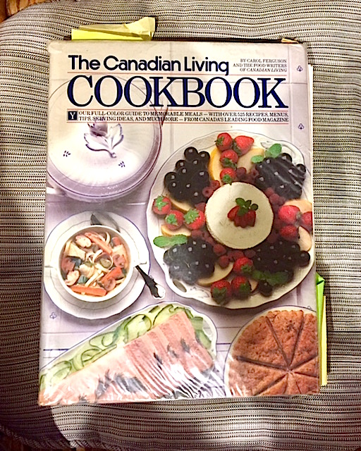 Canadian Living Cookbook - A well loved family favourite | urbnspice.com