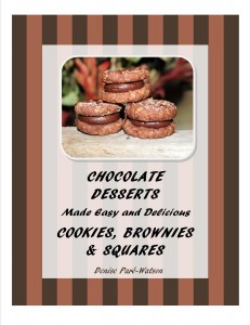 Cookies, Brownies & Squares Cookbook | urbnspice.com