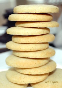 Vanilla Gluten Free Wafers | urbnspice.com