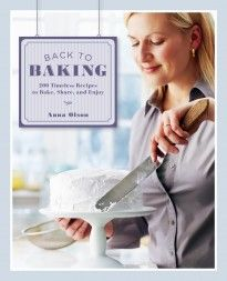 Back to Baking by Anna Olson