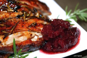 Roasted Turkey Thighs | urbnspice.com
