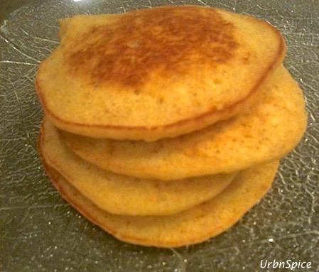 Sweet Potato Pancake | urbnspice.com