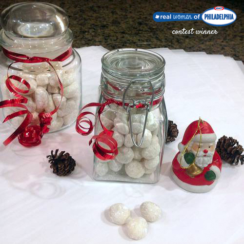 Vanilla Bean Poppers - Real Women of Philadelphia Contest Winner | urbnspice.com