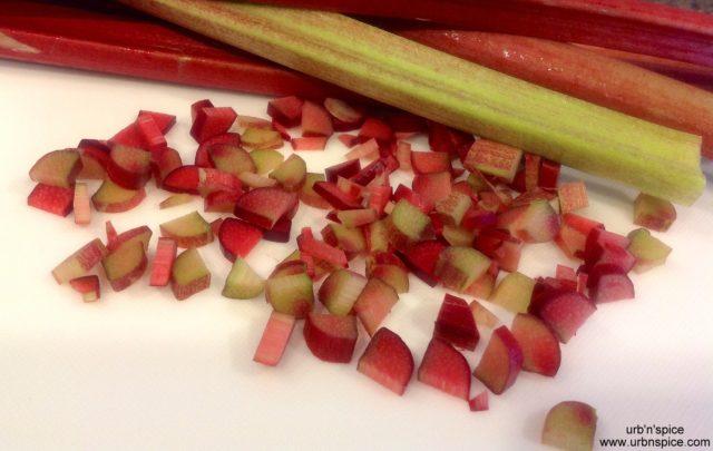Rhubarb Inspiration | urbnspice.com