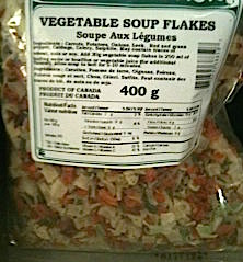 Dehydrated Vegetable Flakes | urbnspice.com