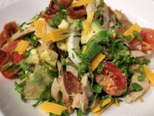 The Classic Cobb Salad