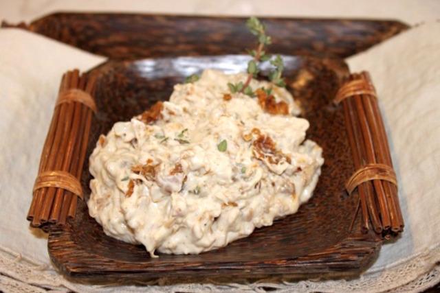 Caramelized Onion Dip | urbnspice.com