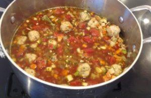 Chilly Day Soup Pot | urbnspice.com