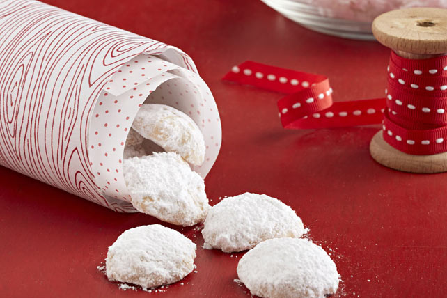 Vanilla Shortbread Poppers | urbnspice.com